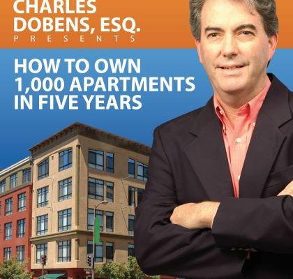 """Multifamily Investing LIVE Training: """"How to Own 1,000 Apartments in Five Years"""" in San Diego!"""