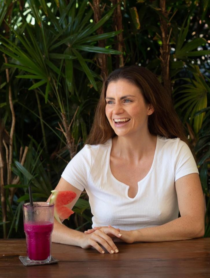 Stress Recovery Coach Louise Reid