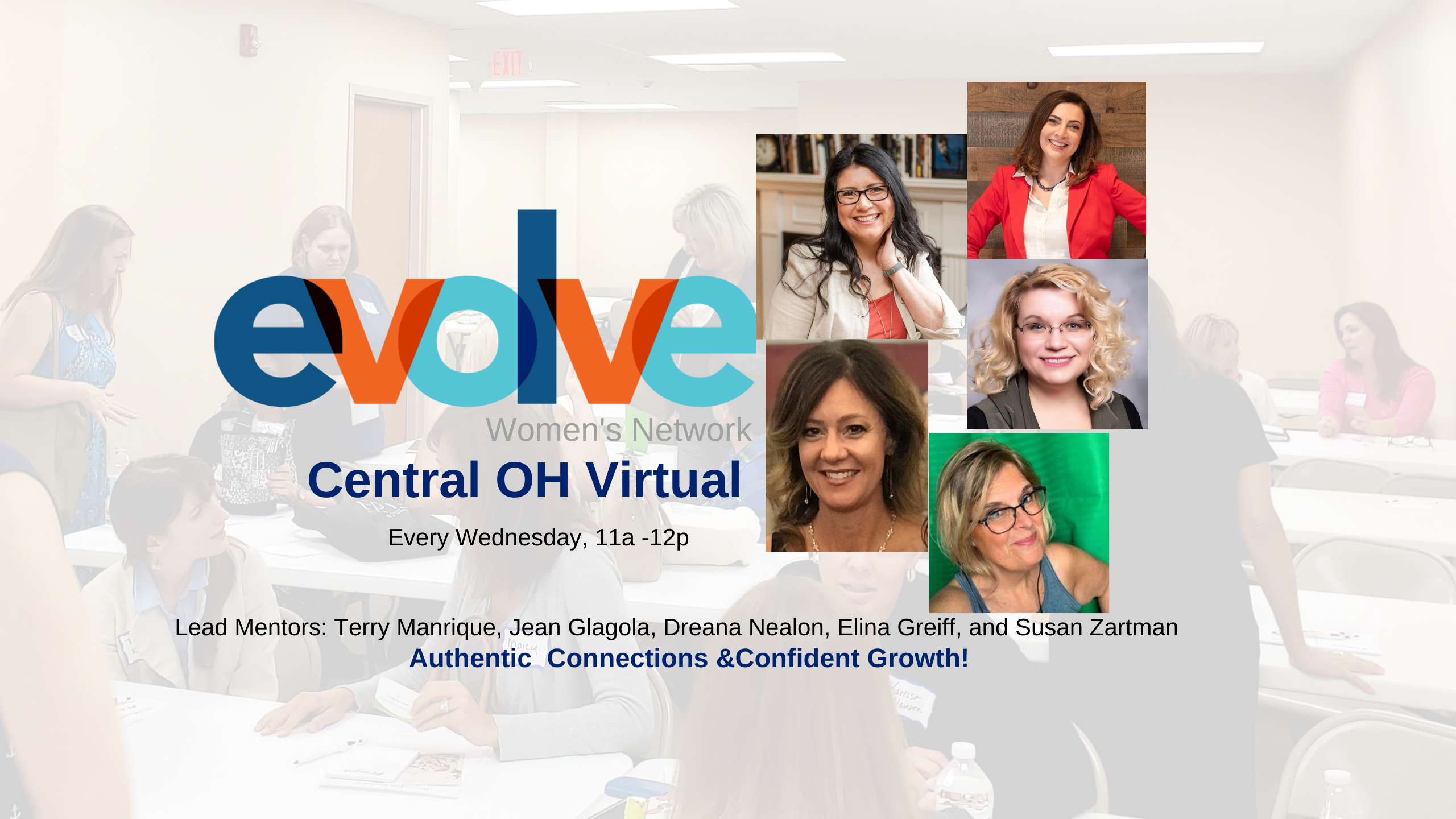 Evolve Columbus Women's Virtual Networking