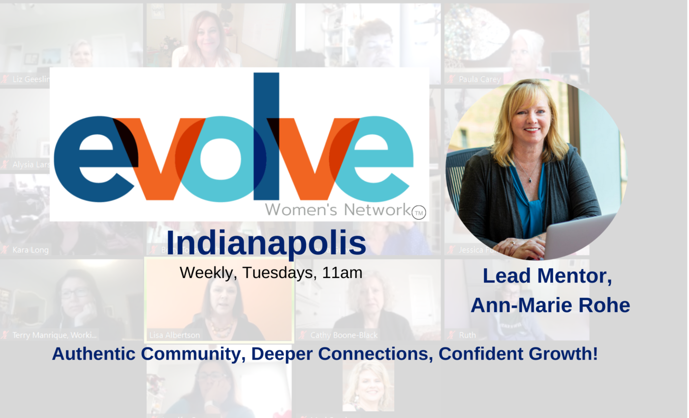 Evolve Indianapolis Women's Virtual Networking