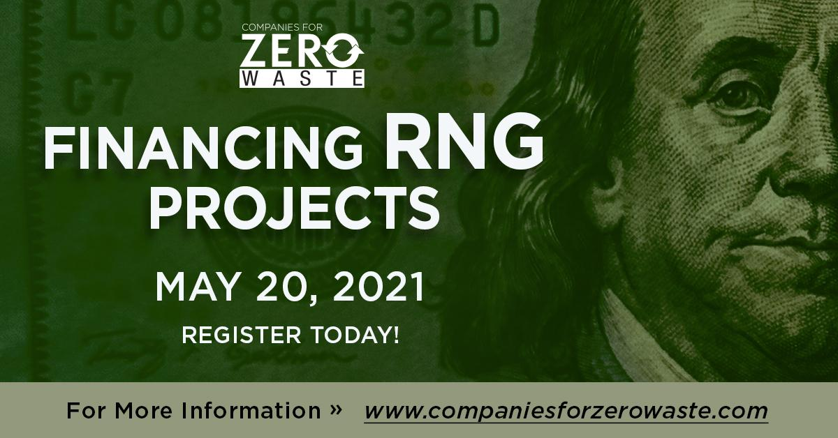 """""""Financing RNG Projects"""