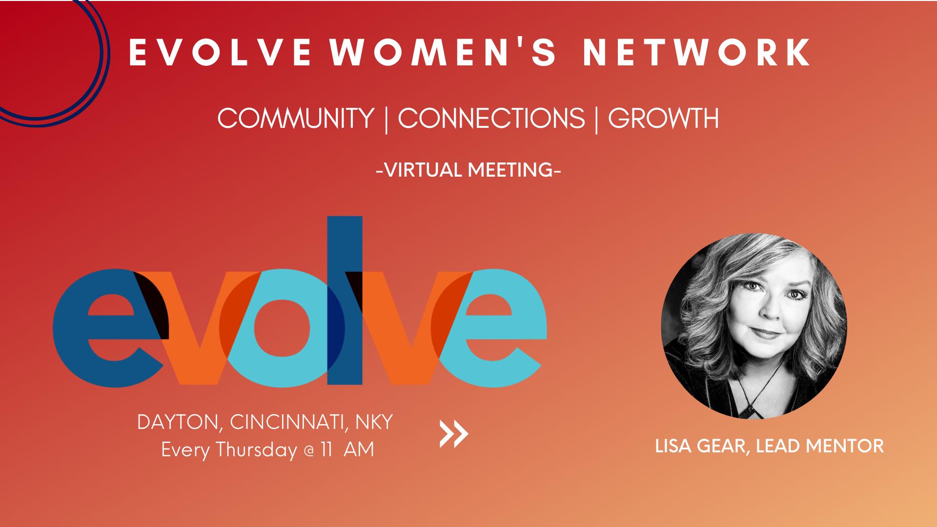 Evolve Women's Network: SW OH(Virtual)