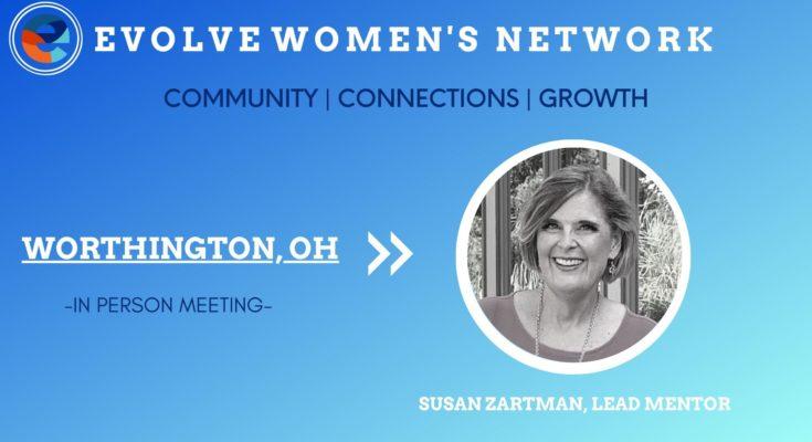 Evolve Women's Network: Worthington (In-Person)