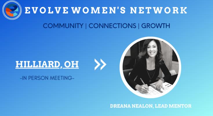 Evolve Women's Network: Hilliard (In-Person)