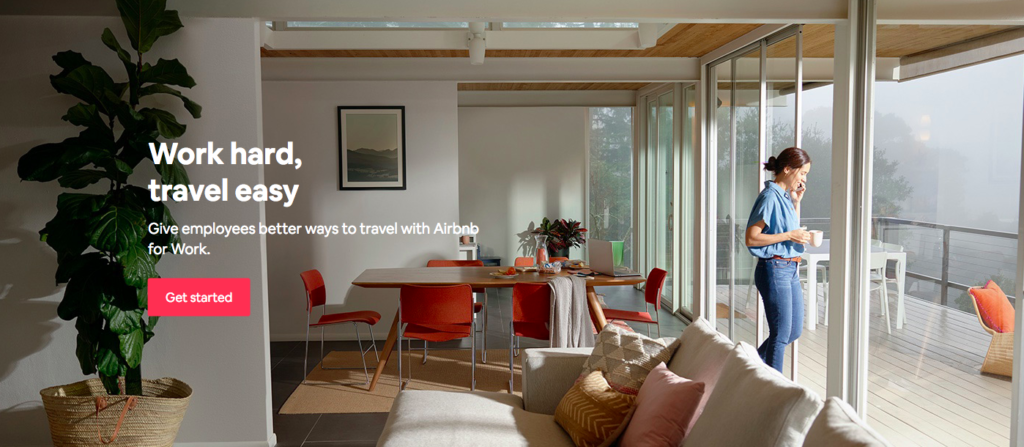 Airbnb Work Hard