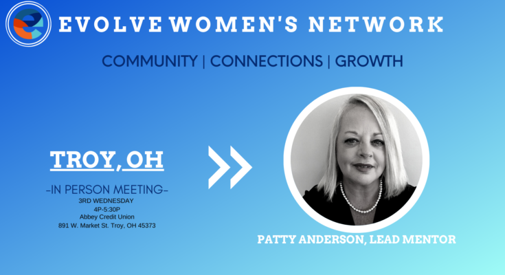 Evolve Women's Network: Troy, OH (In-Person)
